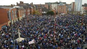 Leicester City, helikopterkraschen.