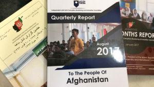 Antikorruptionsorganisationen MEC publicerar flera avslöjande rapporter årligen. Skrämmande läsning.