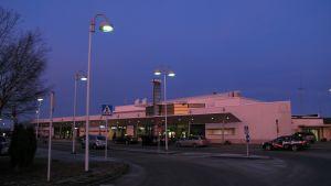 Flygstationen i Vasa.