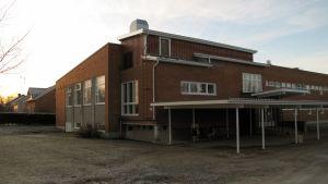 Övermark skola.