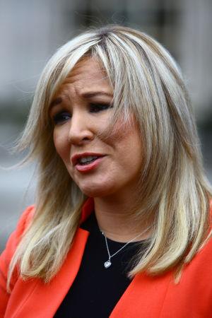 Den nya Sinn Fein-ledaren Michelle O'Neill ledde sitt parti till ett framgångsrikt val i Nordirland