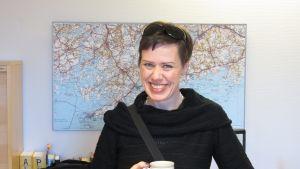 Riksdagsledamot Maarit Feldt-Ranta (SDP)