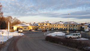 Hotell Seafront i Ekenäs.