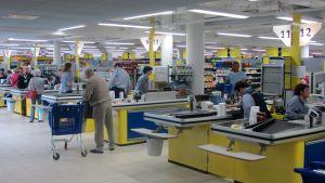 S-market i Lundi i Borgå