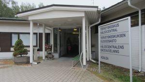 Bäddavdelningen i Sjundeå