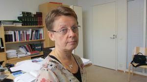 Leila Andersin, stadsjurist i Raseborg.