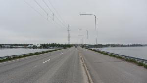 Myrgrundsbron i Vasa.