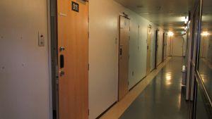 Nya avdelninge vid Vasa fängelse.