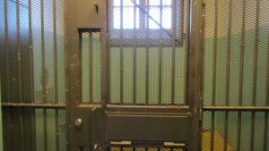 Isoleringscell i Vasa fängelse.