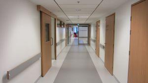Nya förlossningsavdelningen vid Lojo sjukhus