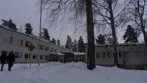 Vårberga sjukhus