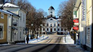 Rådhuset i Kristinestad