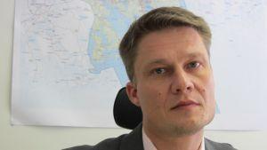 bildningsdirektören i Lovisa - Thomas Grönholm