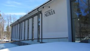Yrkeshögskolan Novias campus i Ekenäs