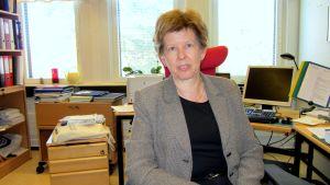 Kanslichef Solveig Söderback