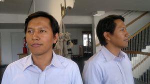 Revisorerna har dubbla roller, säger Damai Nasution.