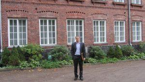 Fiskars fastighetsdirektör Patrick von Essen
