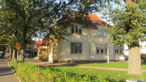 Villa Haga i Karis