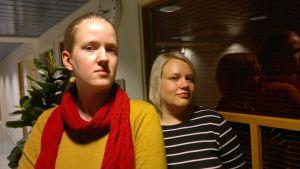 Ina Biström och Riina Lappalainen