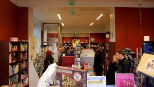 Svenska bokhandeln Gros