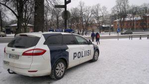 Trafikövervakning i Åbo