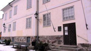 Holmska gården i Borgå museum
