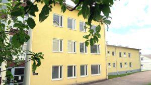 gult hus