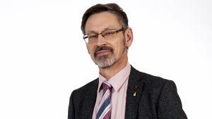 Michael Luther (SFP) kandiderar i Vasa valkrets.