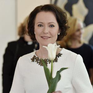 Jenni Haukiomed tulpanen Finland 100.