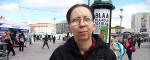 Mari Lindman disputerar i filosofi