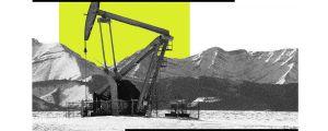 Kuva öljynporausasemasta