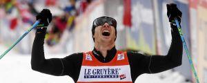 Dario Cologna, Tour de Ski 2018.