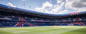 Parc des Princes är arenan där premiären i VM spelas.