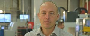 Profilbild på Mikko Hauninen.