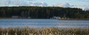 Företaget Airiston helmis fastighet i Ybbärsnäs, Pargas.