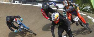 BMX-cykling har varit på OS-programmet sedan sommarspelen 2008 i Peking.