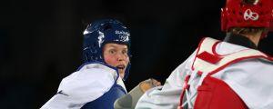 Tvåfaldiga OS-resenären Suvi Mikkonen misslyckades i årets VM.