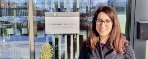 Lili Milani, professor i farmakogenetik vid det estniska genomcentret vid Tartu universitet.