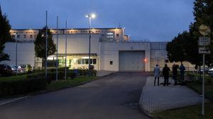 Det fängelse i Leipzig där al-Bakr begick självmord