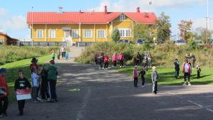 skolhus i Kullo