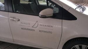Hemvården i Pargas gör hembesök