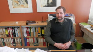 Tf tekniske direktören i Jakobstad, Anders Blomqvist