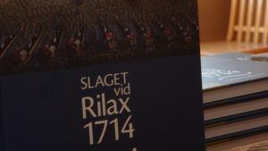 Bok om Slaget vid Rilax 1714