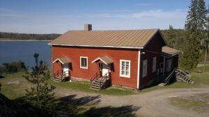 Bergvalla ungdomsgård i Pargas