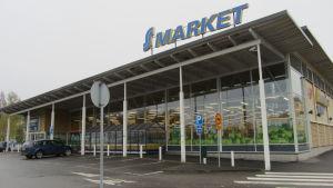 S-market Varuboden i Ekenäs