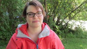 Övervakande veterinär Pia Haltiala, Sydspetsens miljöhälsa