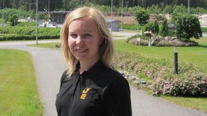 Malin Kurkisuo, rådgivare på Rosk'nroll