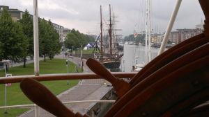 Gangut-regattan avslutas i Åbo