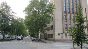 Stadshuset i Hangö.