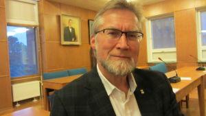 Hangös stadsdirektör Jouko Mäkinen.